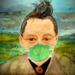 Giddie Portrait for Healthcare Heroes