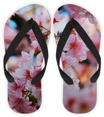 Você pode se vestir com flores de cerejeira.