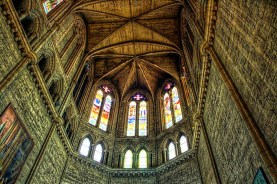 A Basílica de Luján é arte sacra por todos os ângulos. Foto: Luis Argerich
