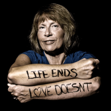 """Life Ends – Love Doesn't"""