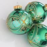 Xmas bfly ornaments