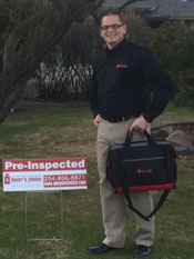 Shaun Jeffrey - Home Inspector in SE Winnipeg