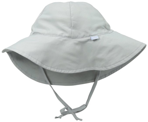 10. Baby Unisex Solid Brim Sun Protection Hat