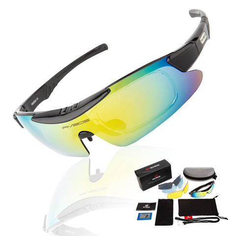 10. The RIVBOS® Polarized Sports Sunglasses