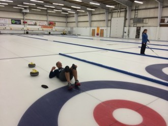 How to curl...actually still learning this one