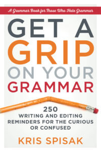 Get a Grip on your Grammar