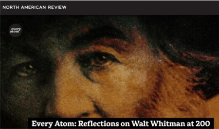 Every Atom: North American Review