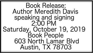 Book Release Event Details