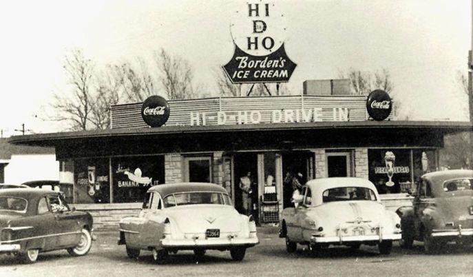 Hi-D-Ho drive in