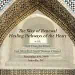Way Of Renewal workshop