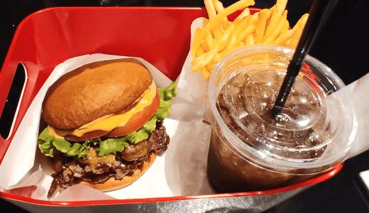 秋葉原のHENRY'S BURGERでトリプルパティの黒毛和牛ハンバーガー食べたらうますぎたってばよ
