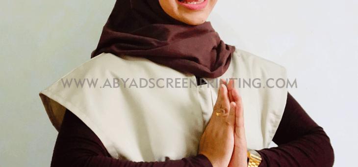 Sudah Beli Baju Lebaran? Kreasi Bajumu Sendiri di Abyad Pro!