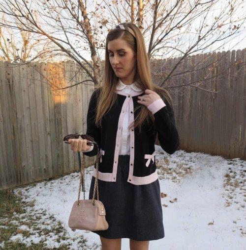 channeling my inner blair waldorf   blair waldorf inspired outfit