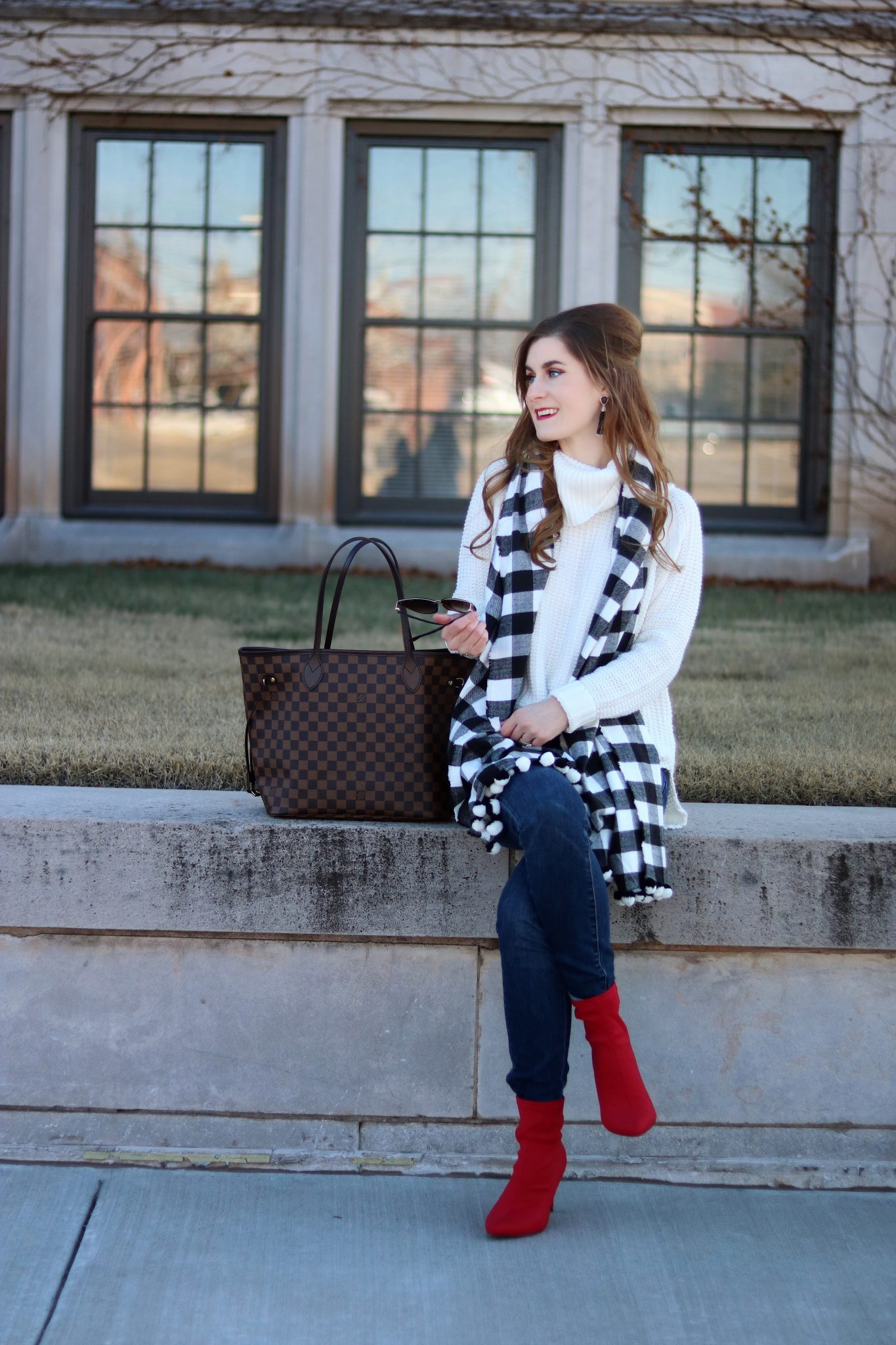 How To Transition A Sweater Into Spring