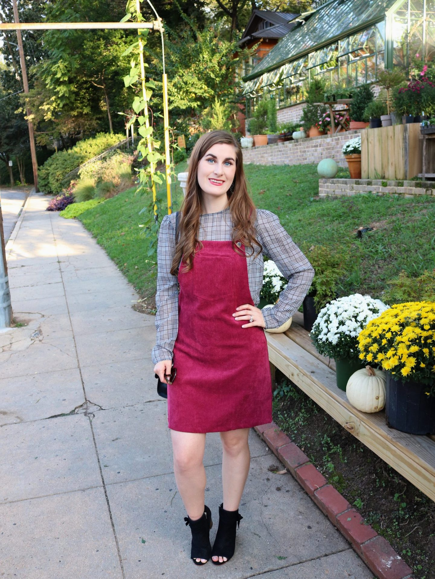 Trending: The Overall Dress + A Life Update