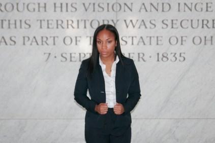 Toledo Lawyer RaShya Ghee