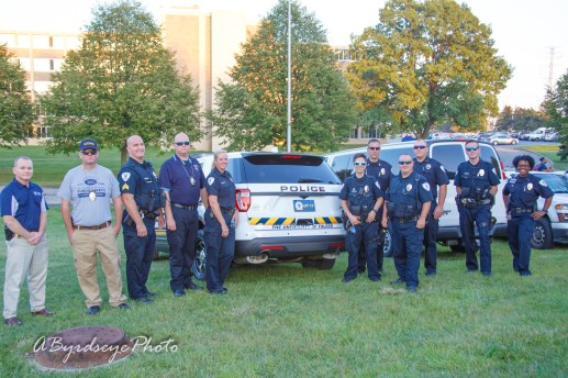 University of Toledo Police Family Day