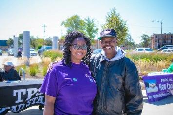Krystal Barham, LCMHRSB & volunteer Toledo Ohio