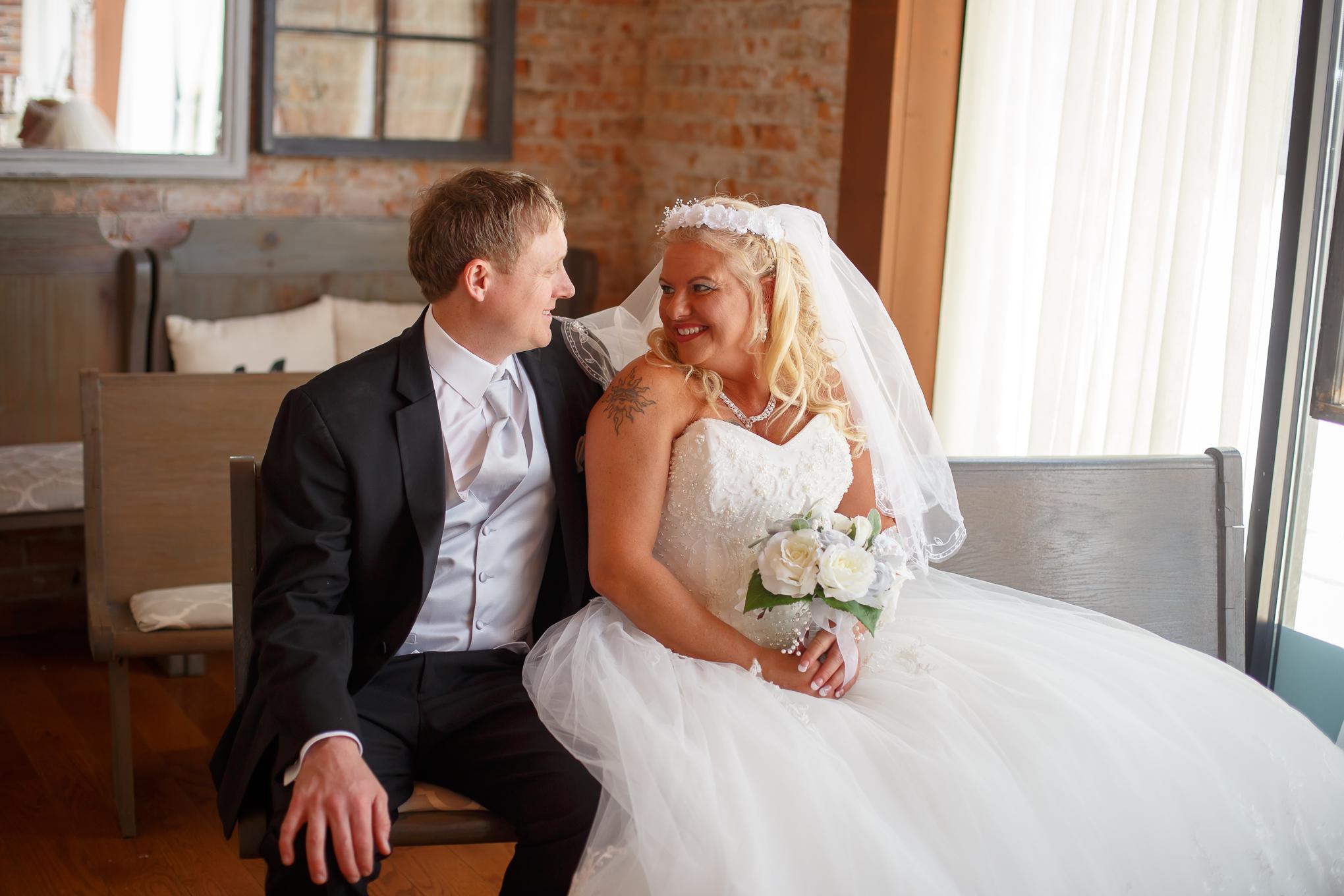 Simply married Wedding Toledo Abyrdseyephoto