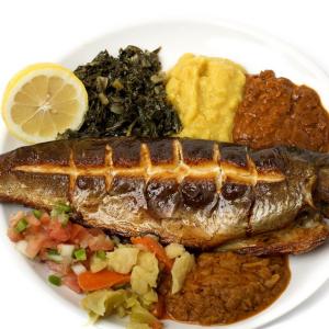 Ethiopian Fish