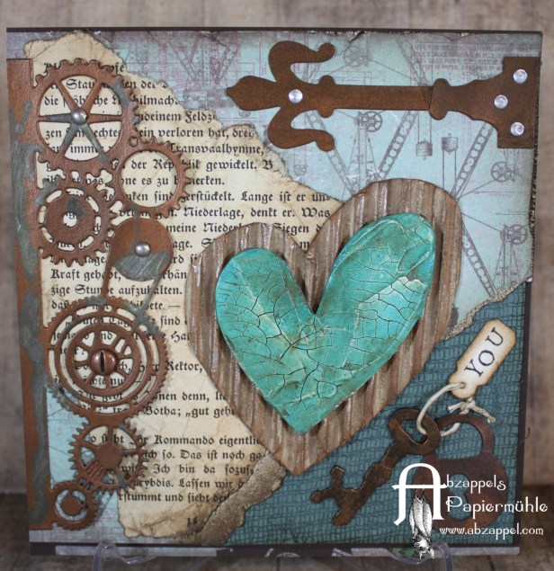 Steampunk Heart (2)