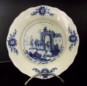 Les porcelaines de Tournai