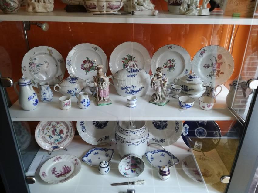 Nos porcelaines