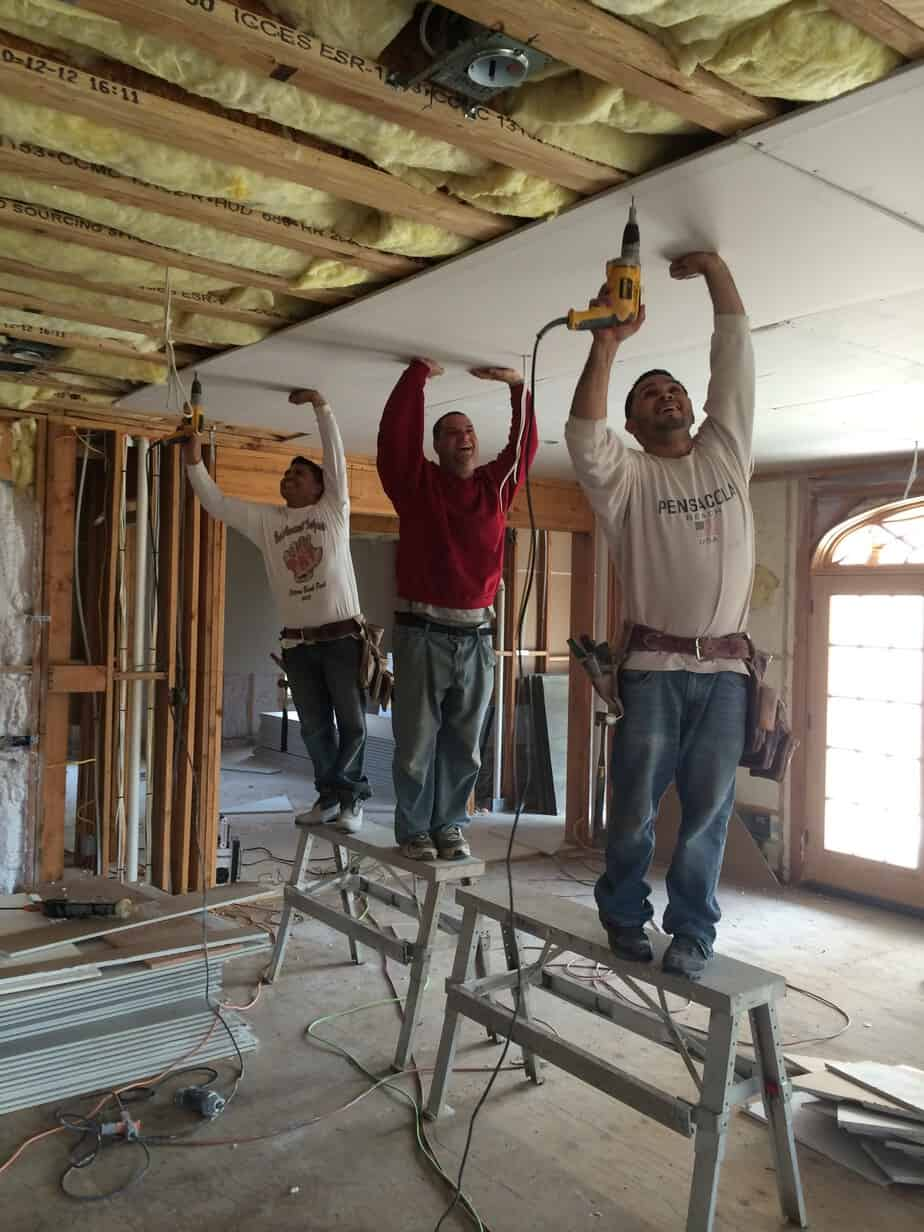 New Construction Drywall Ac Construction Services