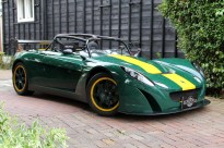 2009 LOTUS 2-ELEVEN CUP CAR Racing Green