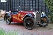 1936 Austin Seven Nippy ¥4,800,000