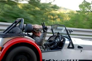 しっかりピース!絶好調の走りを見せてくれました。Photo:R.M.