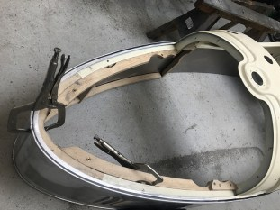 35 3 Wheeler frame