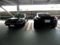 駐車場は南側の立体駐車場へ。Photo:T.A.