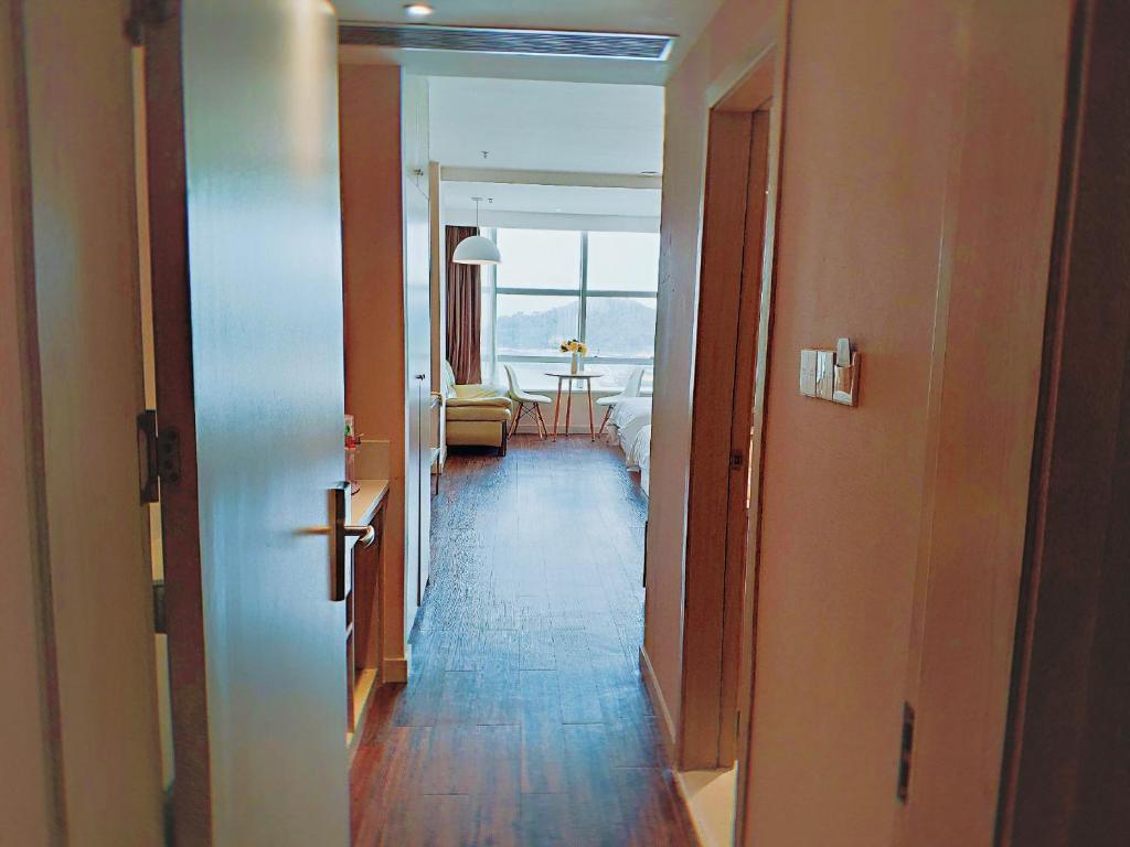 珠海冠月國際酒店式公寓預訂_珠海冠月國際酒店式公寓優惠價格_Booking.com繽客