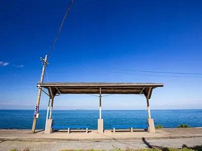 下灘駅,海の見える駅,絶景,鉄道,マニア