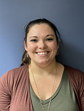 Instructional Assistant, Rebecca Conners