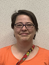 Instructional Assistant, Sarah French