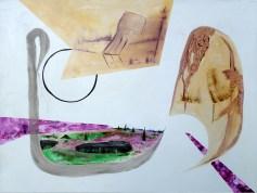 surrealisme, akrylmaleri,A.C.Rosmon,
