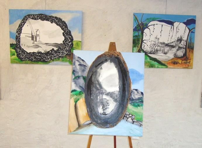 Galleri 14,,A.C.Rosmon,surrealisme,