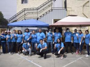 Ministry of Jerusalem Volunteers