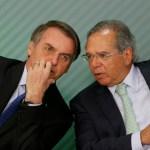 """""""O senhor está me dando um tiro"""", diz Paulo Guedes a Bolsonaro em conversa vazada"""