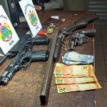 Criminosos do CV que planejavam matar líderes do B13 são presos no 2º Distrito