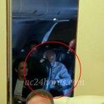 Bocalom consegue carona, mas é colocado na segunda classe em avião presidencial