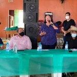 Vanda Milani defende mais apoio ao homem do campo em Xapuri