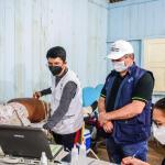 Em Epitaciolândia, Jenilson Leite participa da VII edição do Programa Saúde na Comunidade