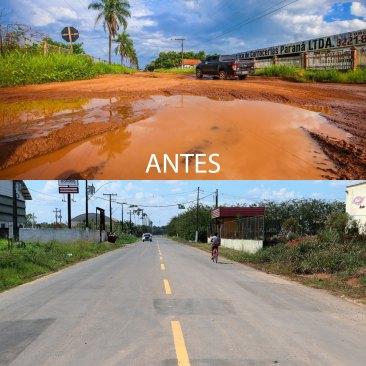 Parque Industrial antes e depois 3