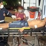 Adolescente baleado por policial em assalto a supermercado é preso no Pronto-Socorro