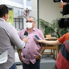 Encontro Moveleiros - Augusto Nepomucena, presidente do Sindmóveis