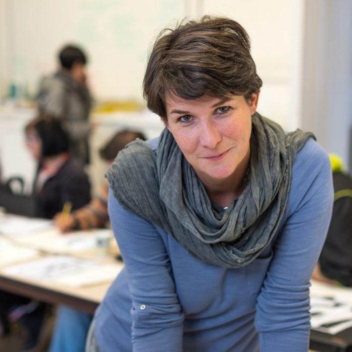 Portrait de Graziella Laini