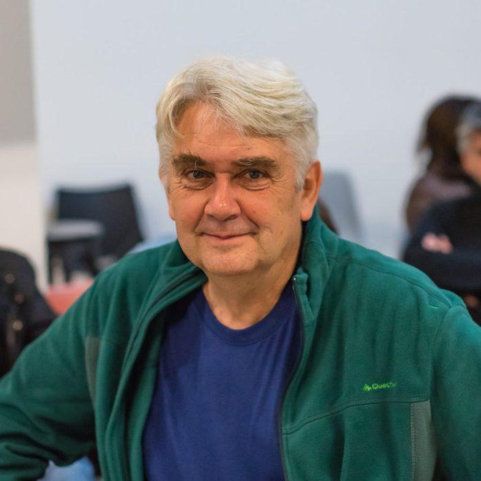 Portrait de Jacques Van